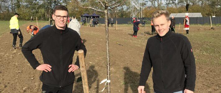 Antrag der JU Troisdorf umgesetzt – Hochzeits- und Heimatwiese wird bepflanzt