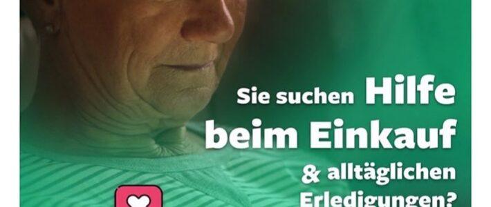 """Junge Union Troisdorf unterstützt die Aktion """"Die Einkaufshelden"""""""