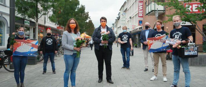 """""""Heiße Wahlkampfphase – kühlen Kopf bewahren!"""" – Wahlkampfwochenende der Jungen Union Troisdorf"""